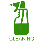 Browse our Cleaning range